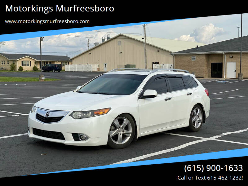 2012 Acura TSX Sport Wagon for sale at Motorkings Murfreesboro in Murfreesboro TN