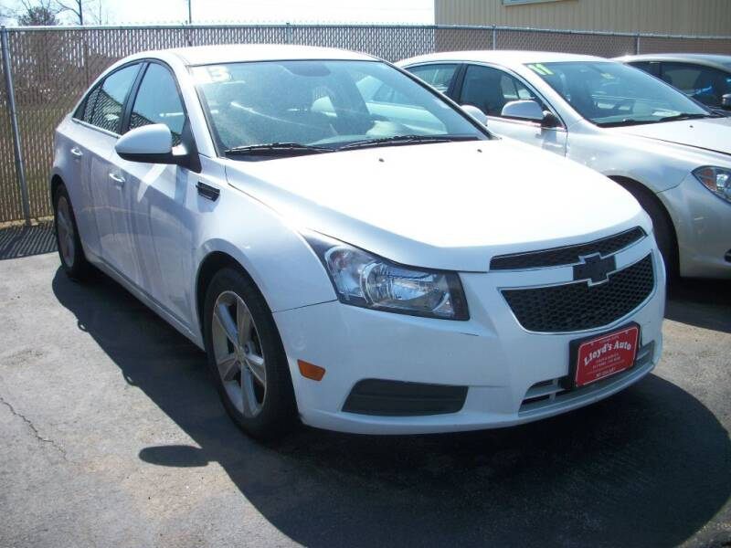 2013 Chevrolet Cruze for sale at Lloyds Auto Sales & SVC in Sanford ME