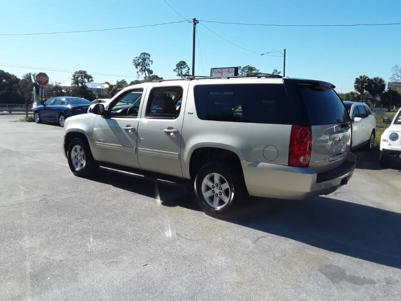 2014 GMC Yukon XL for sale at FAMILY AUTO BROKERS in Longwood FL