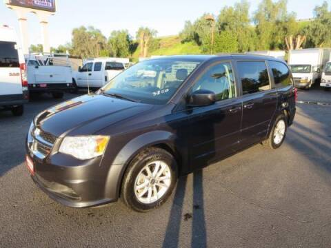 2014 Dodge Grand Caravan for sale at Norco Truck Center in Norco CA