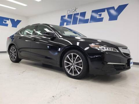 2015 Acura TLX for sale at HILEY MAZDA VOLKSWAGEN of ARLINGTON in Arlington TX