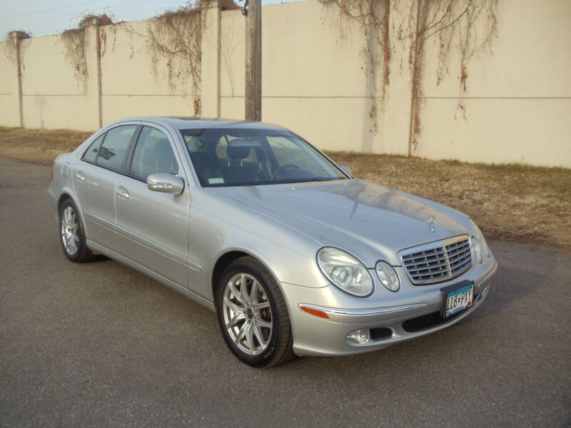 2004 Mercedes-Benz E-Class for sale at Metro Motor Sales in Minneapolis MN