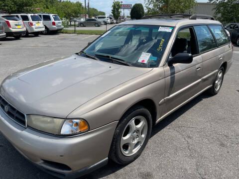 1999 Subaru Legacy for sale at Diana Rico LLC in Dalton GA