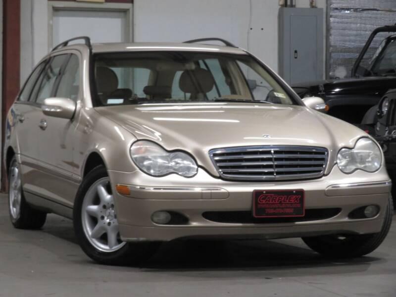 2004 Mercedes-Benz C-Class for sale at CarPlex in Manassas VA