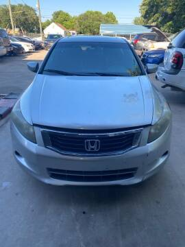 2009 Honda Accord for sale at ALL STAR MOTORS INC in Houston TX