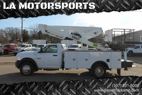 2012 RAM Ram Chassis 5500 for sale at LA MOTORSPORTS in Windom MN