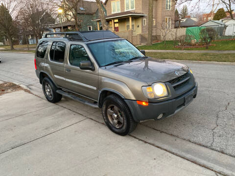 2002 Nissan Xterra for sale at RIVER AUTO SALES CORP in Maywood IL
