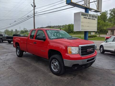 2011 GMC Sierra 2500HD for sale at Route 22 Autos in Zanesville OH