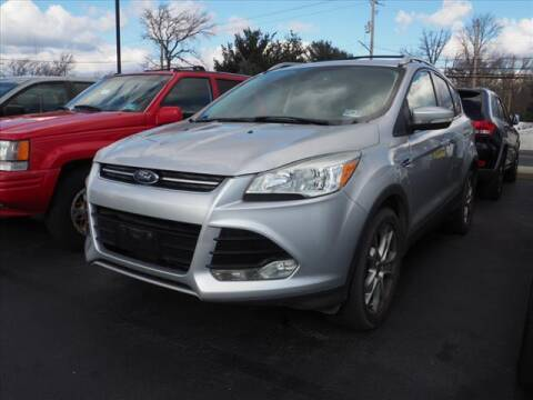 2015 Ford Escape for sale at Buhler and Bitter Chrysler Jeep in Hazlet NJ