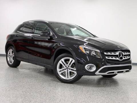2019 Mercedes-Benz GLA for sale at Vanderhall of Hickory Hills in Hickory Hills IL