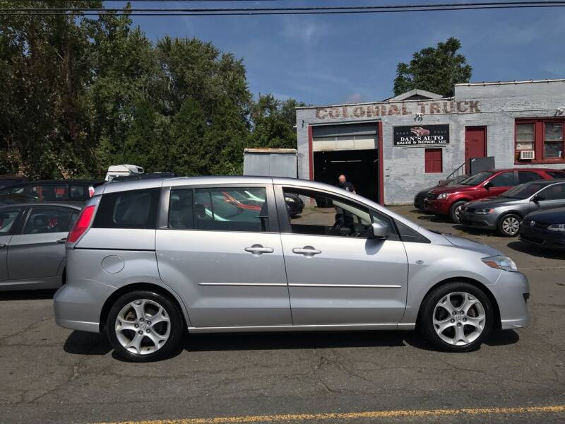 2009 Mazda MAZDA5 for sale at Dan's Auto Sales and Repair LLC in East Hartford CT