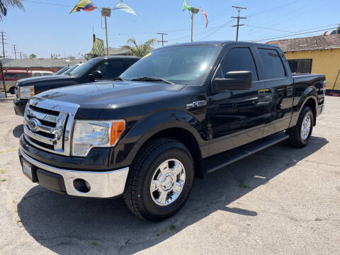 2012 Ford F-150 for sale at JR'S AUTO SALES in Pacoima CA