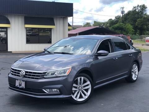 2017 Volkswagen Passat for sale at J & L AUTO SALES in Tyler TX