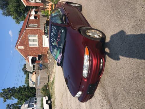 2002 Oldsmobile Alero for sale at Kneezle Auto Sales in Saint Louis MO