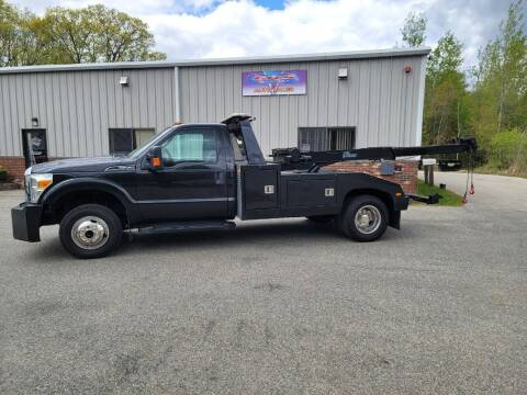 2011 Ford F-350 Super Duty for sale at GRS Auto Sales and GRS Recovery in Hampstead NH