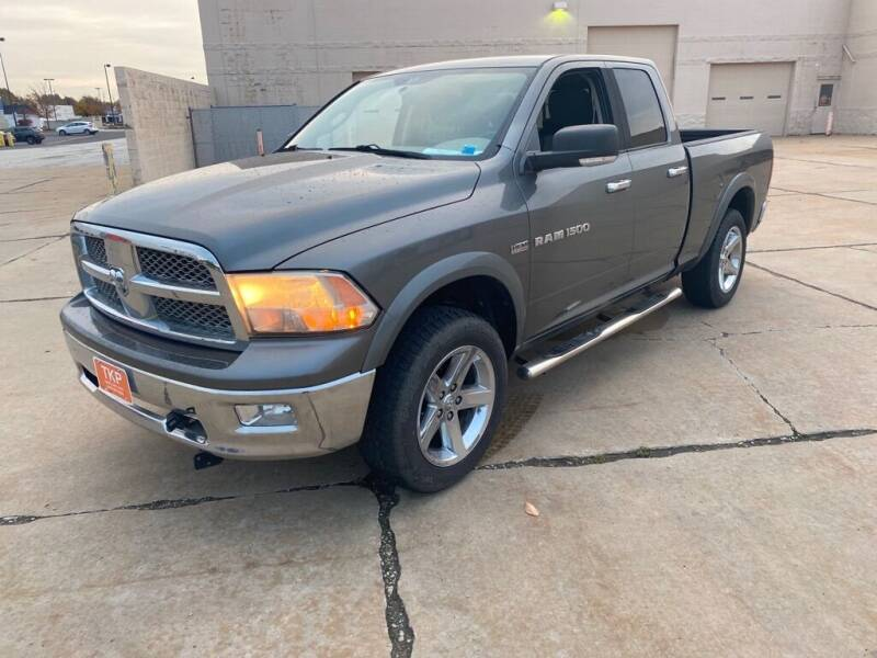 2011 RAM Ram Pickup 1500 for sale at TKP Auto Sales in Eastlake OH