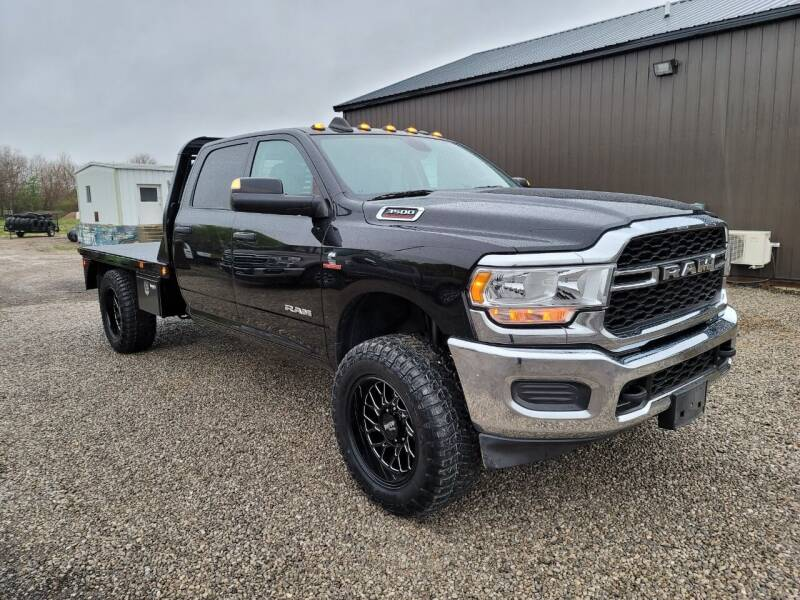 2019 RAM Ram Chassis 3500 for sale at J & S Auto Sales in Blissfield MI