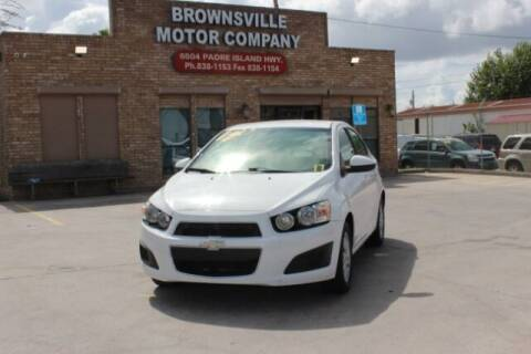 2014 Chevrolet Sonic for sale at Brownsville Motor Company in Brownsville TX