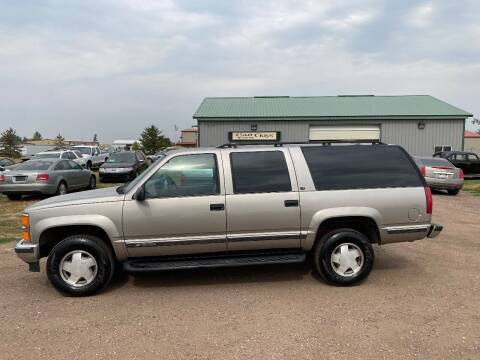 1999 Chevrolet Suburban for sale at Car Guys Autos in Tea SD