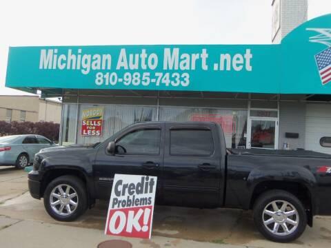 2010 GMC Sierra 1500 for sale at Michigan Auto Mart in Port Huron MI