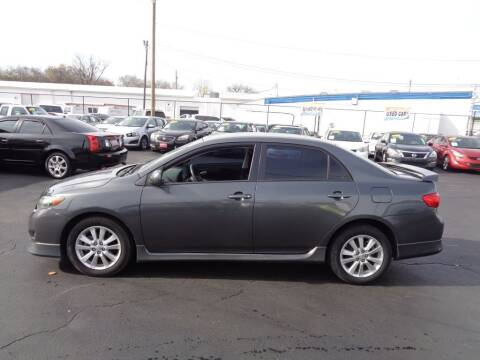 2010 Toyota Corolla for sale at Cars Unlimited Inc in Lebanon TN