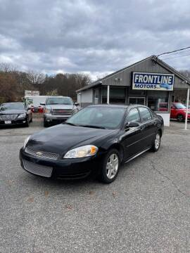 2014 Chevrolet Impala Limited for sale at Frontline Motors Inc in Chicopee MA