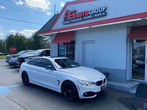 2015 BMW 4 Series for sale at AG AUTOGROUP in Vineland NJ