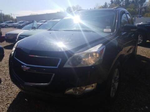 2012 Chevrolet Traverse for sale at Cj king of car loans/JJ's Best Auto Sales in Troy MI