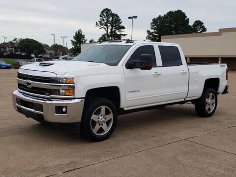 2018 Chevrolet Silverado 2500HD for sale at Tyler Car  & Truck Center in Tyler TX