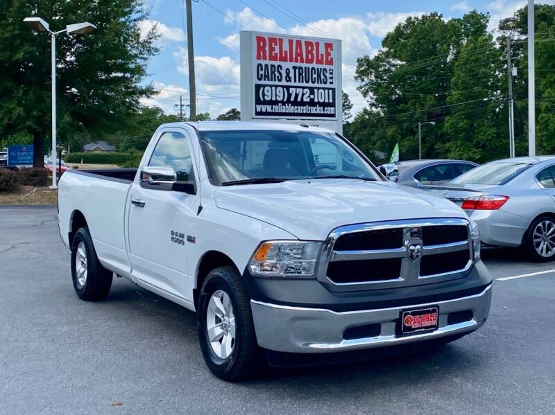 2018 RAM Ram Pickup 1500 for sale at Reliable Cars & Trucks LLC in Raleigh NC