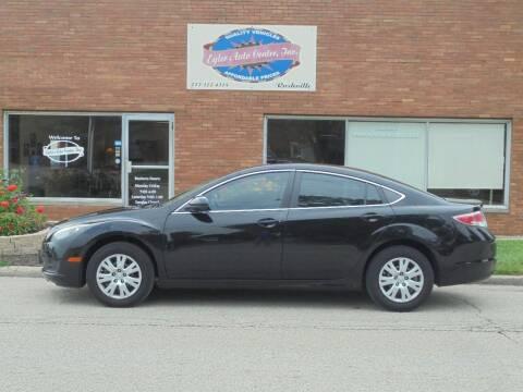 2010 Mazda MAZDA6 for sale at Eyler Auto Center Inc. in Rushville IL