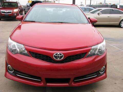 2014 Toyota Camry for sale at Auto Limits in Irving TX