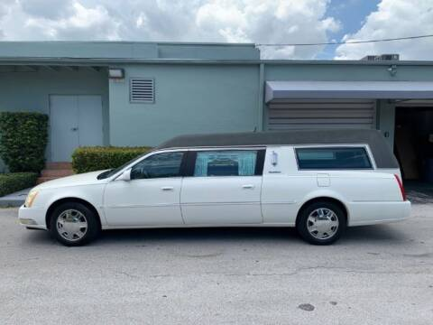 2007 Cadillac DTS for sale at Classic Car Deals in Cadillac MI
