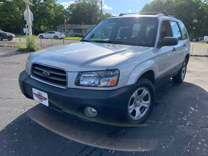 2004 Subaru Forester for sale at Your Car Source in Kenosha WI