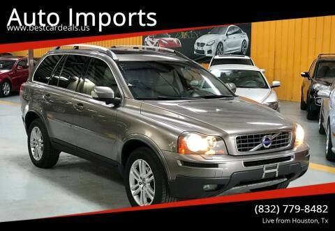 2011 Volvo XC90 for sale at Auto Imports in Houston TX