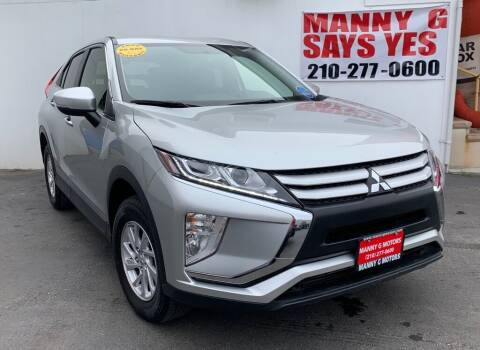 2019 Mitsubishi Eclipse Cross for sale at Manny G Motors in San Antonio TX