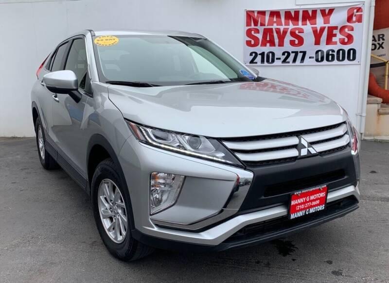 2019 Mitsubishi Eclipse Cross for sale at Manny G Motors in San Antonio TX