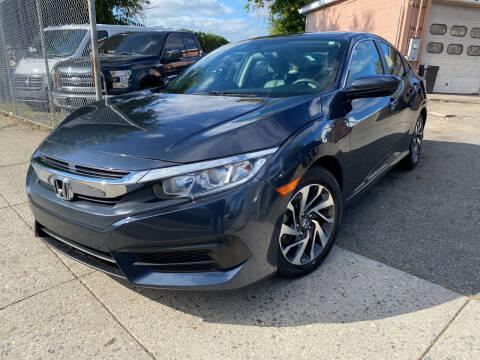 2017 Honda Civic for sale at Seaview Motors and Repair LLC in Bridgeport CT
