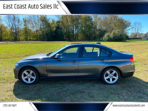 2014 BMW 3 Series for sale at East Coast Auto Sales llc in Virginia Beach VA