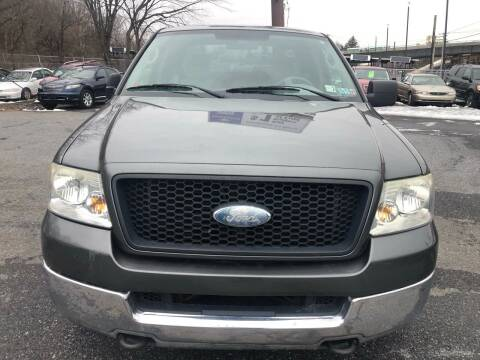 2005 Ford F-150 for sale at YASSE'S AUTO SALES in Steelton PA