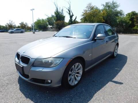 2011 BMW 3 Series for sale at AMERICAR INC in Laurel MD