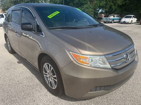 2013 Honda Odyssey for sale at The Car Connection Inc. in Palm Bay FL