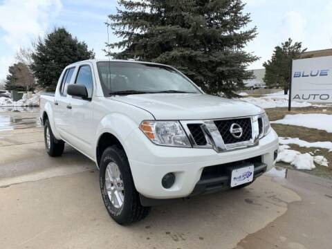 2015 Nissan Frontier for sale at Tobias of Blue Star Auto Group in Frederick CO