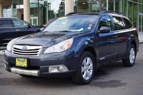 2011 Subaru Outback for sale at Jeremy Sells Hyundai in Edmonds WA