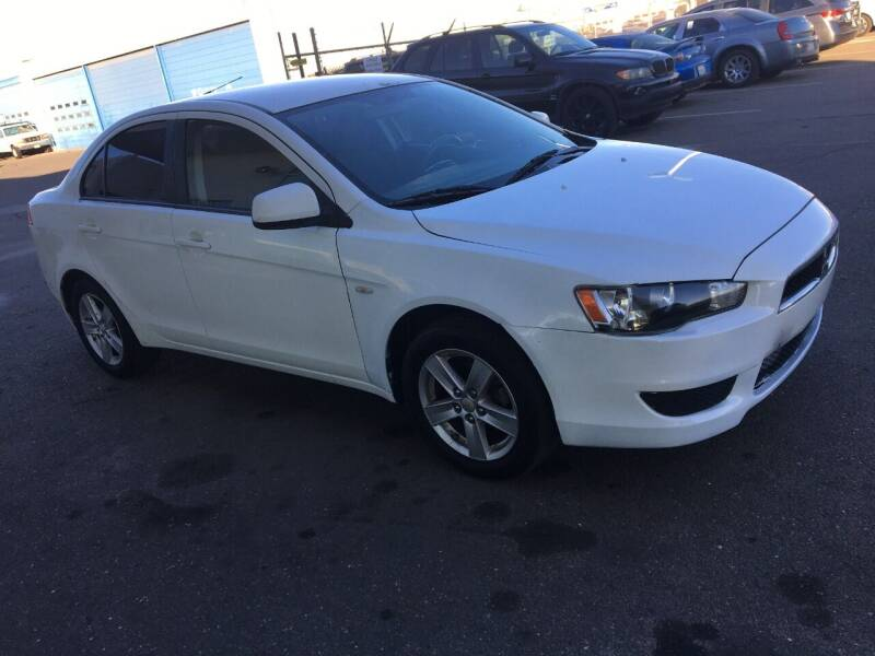 2009 Mitsubishi Lancer for sale at Safi Auto in Sacramento CA