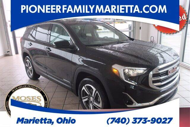 2021 GMC Terrain for sale at Pioneer Family preowned autos in Williamstown WV