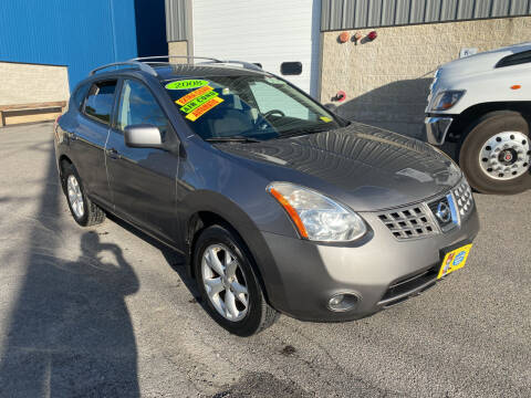 2008 Nissan Rogue for sale at Adams Street Motor Company LLC in Dorchester MA