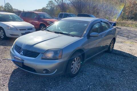 2007 Mitsubishi Galant for sale at WEINLE MOTORSPORTS in Cleves OH