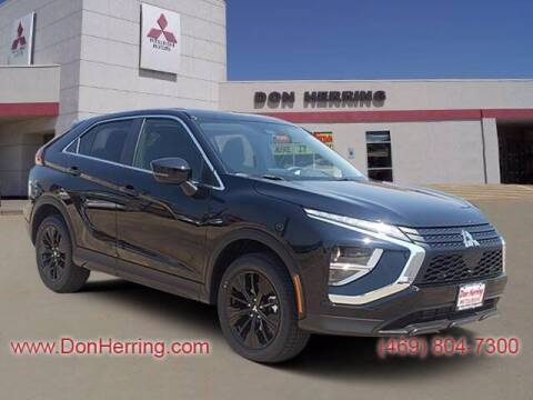 2022 Mitsubishi Eclipse Cross for sale at DON HERRING MITSUBISHI in Irving TX