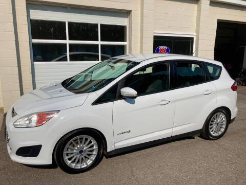 2015 Ford C-MAX Hybrid for sale at Ogden Auto Sales LLC in Spencerport NY